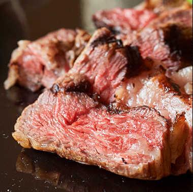 長期熟成ドライエージング<br /> 老舗「さの萬」サーロイン熟成肉ステーキ